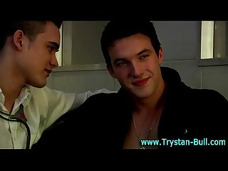 Trystan bull seduced by his doctor