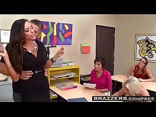 Brazzers - Big Tits at School - (Ariella Ferrera) - The Female Orgasm 101
