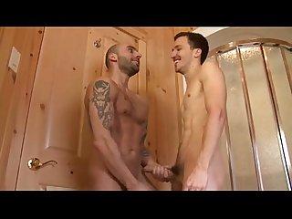 Fodendo no banheiro