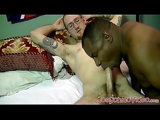 Straight dude Nick having bareback sex with that asshole