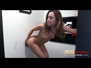 Glory hole action with a pornstar remy lacroix