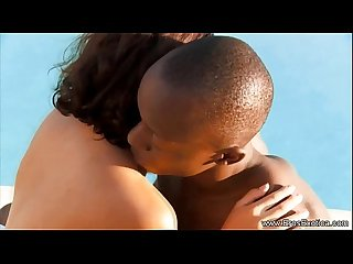Ebony Deep Erotic Lovers
