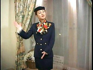 Fucking a flight attendant