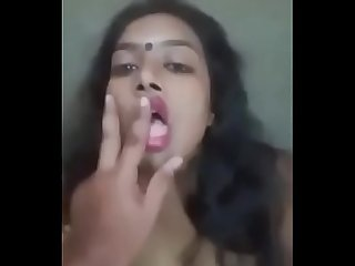 Awesome wife giving blowjob watching porn