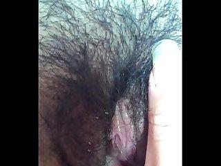 Gostosa se masturbando E gemendo