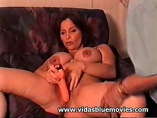 Vida garman pregnant oral sex