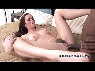 Horny milf Bianca breeze gets fucked with a black dick
