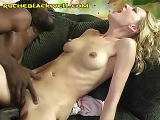 Feeding black jizz to a Teen