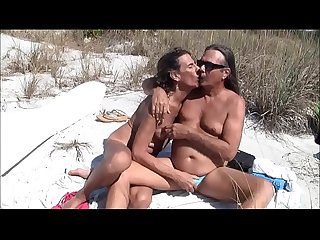 Old tranny in beach suck pornandbeer com