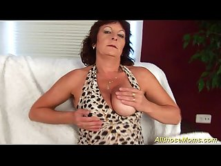 horny busty hairy mom