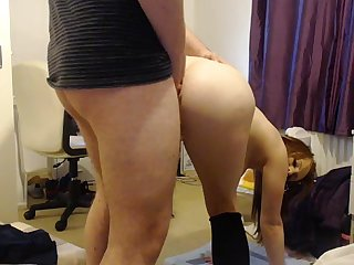 Becky anal