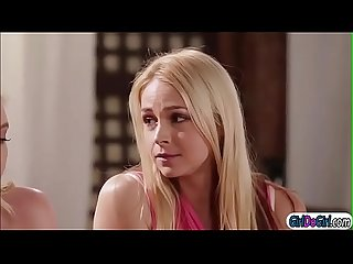 Samantha rone and cadence make stepmom sarah vandella squirt
