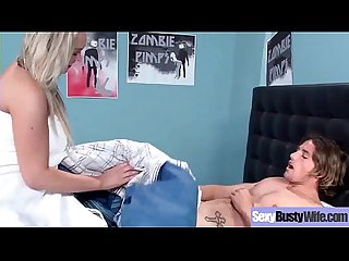 Hot Busty Mommy (Abbey Brooks) Love Hard Sex In Front Of Camera vid-01