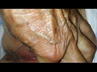65 year old pussy closeup