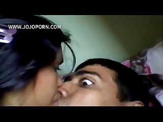 Indian girl fucking with boyfriend at home -- www.jojoporn.com