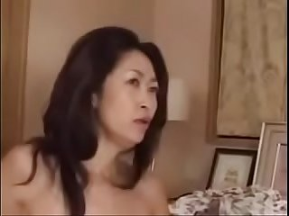 Japanese milf with younger guy watch Part2 on porn4us org