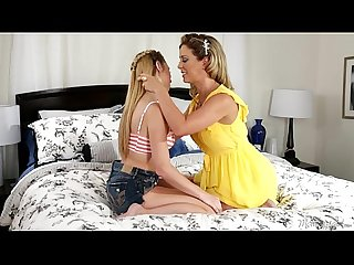 Mommy Cherie DeVille and Taylor Whyte