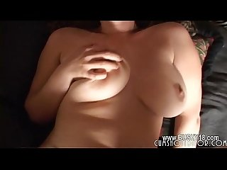 Great busty amateur milf fucked at home pov