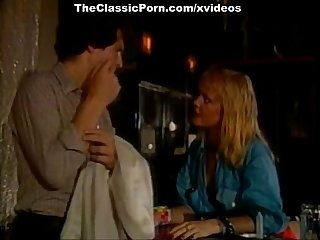 Little oral annie comma tom byron comma gina carrera in classic porn scene