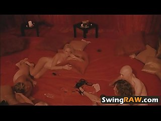 Swinger couple David and Christine fucking after a threesomeristine-1