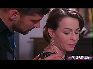 Housewife in stockings squirting(Caroline Ardolino) 01 clip-11