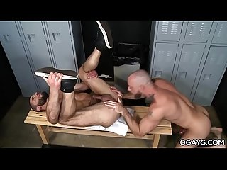 Muscle Guys Jessie Colter and Jake Morgan Fucking