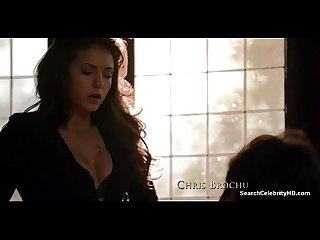 Nina dobrev the vampire diaries s05e17 2014