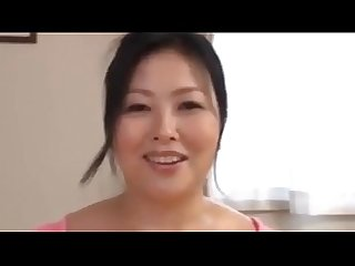 Japanese mom with her son familylikesex com