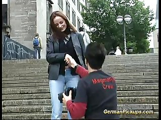 German teen picked up for sex tape