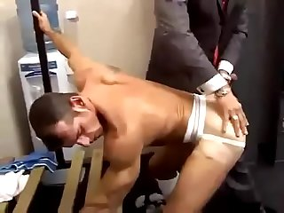 The locker fuck -Ted Colunga- Lucas diffubiano