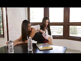 Don t skip the school naughty girl veronica rodriguez jelena jensen