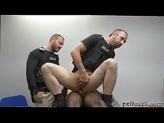 Naked police hunk gay porn videos prostitution sting
