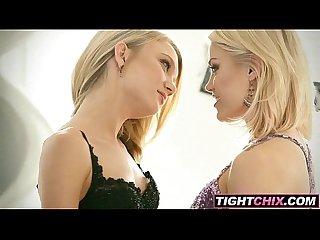 Hot teen lesbians ash Hollywood Dakota sky 1 002