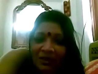 Horny indian masturbates