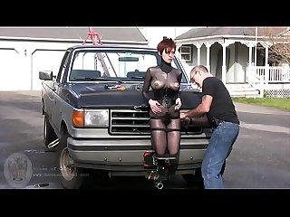 ryanne redd - bondage