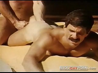 Vintage gay macho fuck from bullet videopac 1 1982
