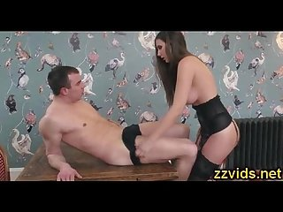 Busty conny carter riding cock