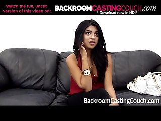 Married Indian Teen's First Assfuck on Casting Couch