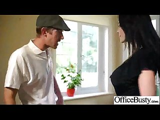 lpar aletta ocean rpar Busty hot girl hardcore bang in Office Movie 01