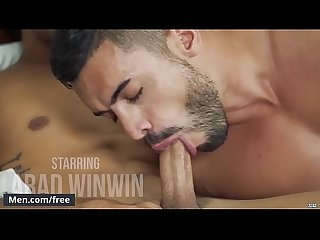 Hot (Titus) Enjoyed Anal Sex With Muscular (Arad Winwin) - Men.com