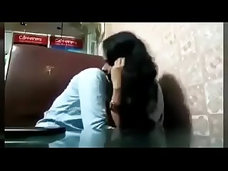 Indian college teens fun in classroom
