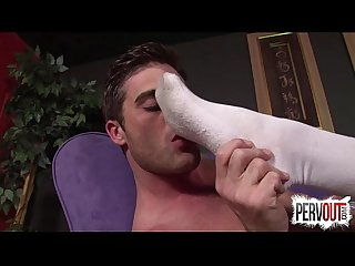 Jessie colter and lance hart footjob with socks