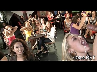 Cfnm music clip