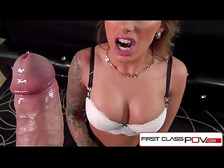 Firstclasspov juelz ventura sucking a monster cock bubble butt huge tits
