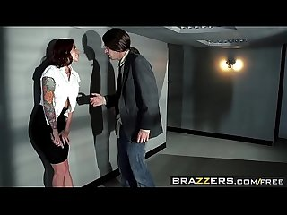 Brazzers big tits at work monique alexander danny d becoming johnny sins