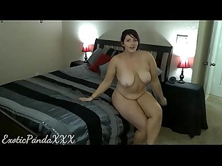 Naked PAWG ExoticPanda Dances