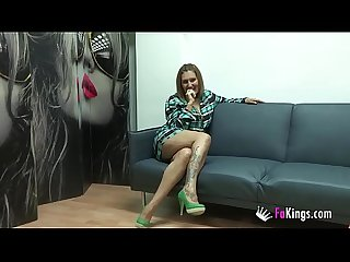 Nuria the milf is back she wants to be drilled by coto S huge cock