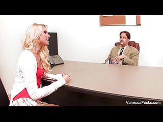 Vanessa cage fucking the dean
