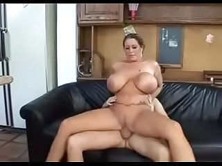 busty mom knows how to make you happy