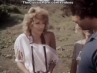 Ginger Lynn Allen, Lois Ayres, Bunny Bleu in classic fuck video